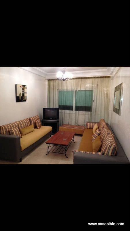 Location Appartement Meubl� Casablanca